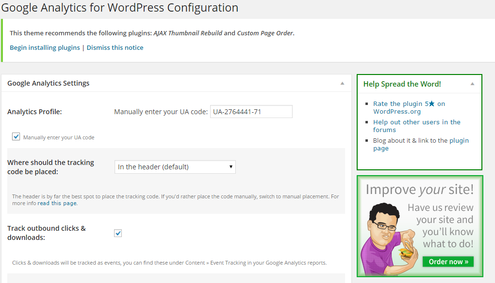 googleanalytics-wordpress