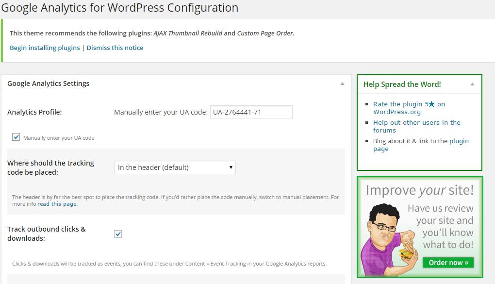 googleanalytics-wordpress