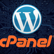 Logo Wordpress e cPanel.
