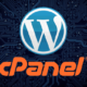 Logo Wordpress e cPanel.